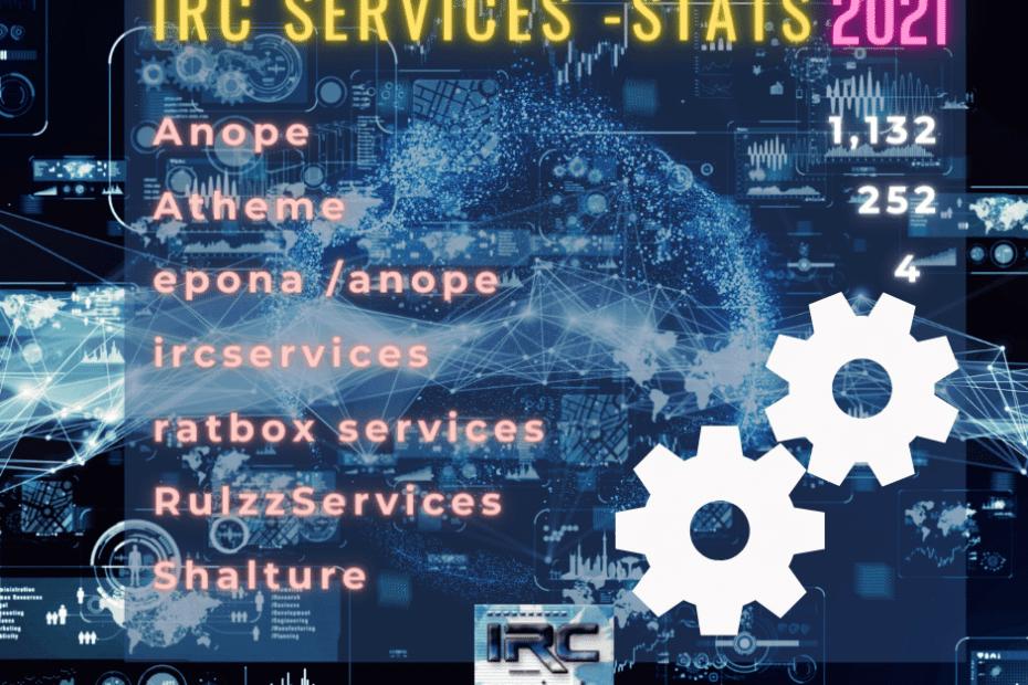 IRCServices Statistik