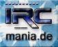 IRC-Mania Logo Blau