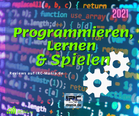 Lerne spielend zu programmieren.