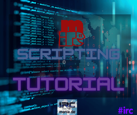 mIRC Scripting Tutorial deutsch